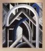 Untitled, 1981, 29 3/4 x 27